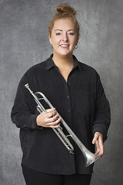 Grainne O'Carroll Trumpet Trombone French Horn Voice Piano Musicianship Lessons Dublin Mezzo Music Academy