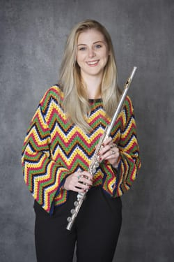 Sophie O'Neill Classical Flute and Piano Lessons Dublin Mezzo Music Academy