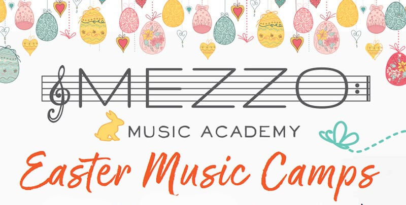 Easter Summer Camps at Mezzo Music Academy