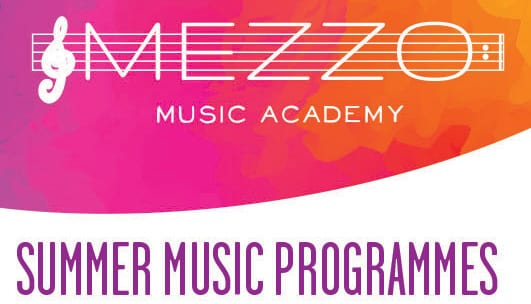 Summer Music Camps Mezzo Music Academy